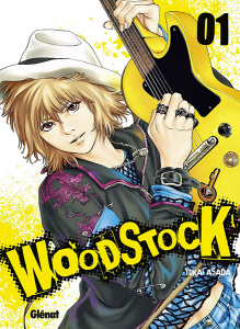 WOODSTOCK © Yukai ASADA 2008 / Shinchosha Publishing Co.
