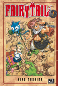Couverture Fairy Tail vol.1